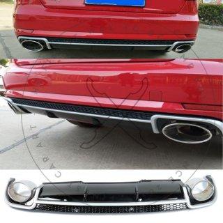 Tuning Diffusor Von Finest Car Art Für Audi A4 B9 8w Finest Car