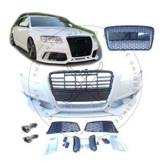 Tuning Stoßstange Für Den Audi A6 4f Vorfacelift Und Facelift