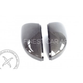 Carbon Spiegelkappen VW Golf 6 VI Set rechts links