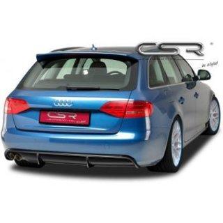 Heck Spoiler Heckansatz Für Audi A4 B8 Ha075 Finest Car Art Der