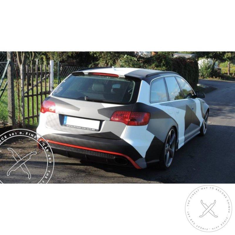 Sportliche Rs Look Sto 223 Stange F 252 R Den Audi A6 4f Avant Finest Car Art 498 19