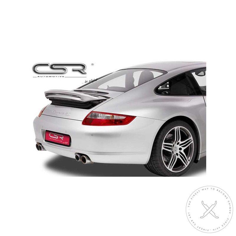 TÜV-Teilegutachten für CSR Heckflügel für Porsche 911 997 HF997